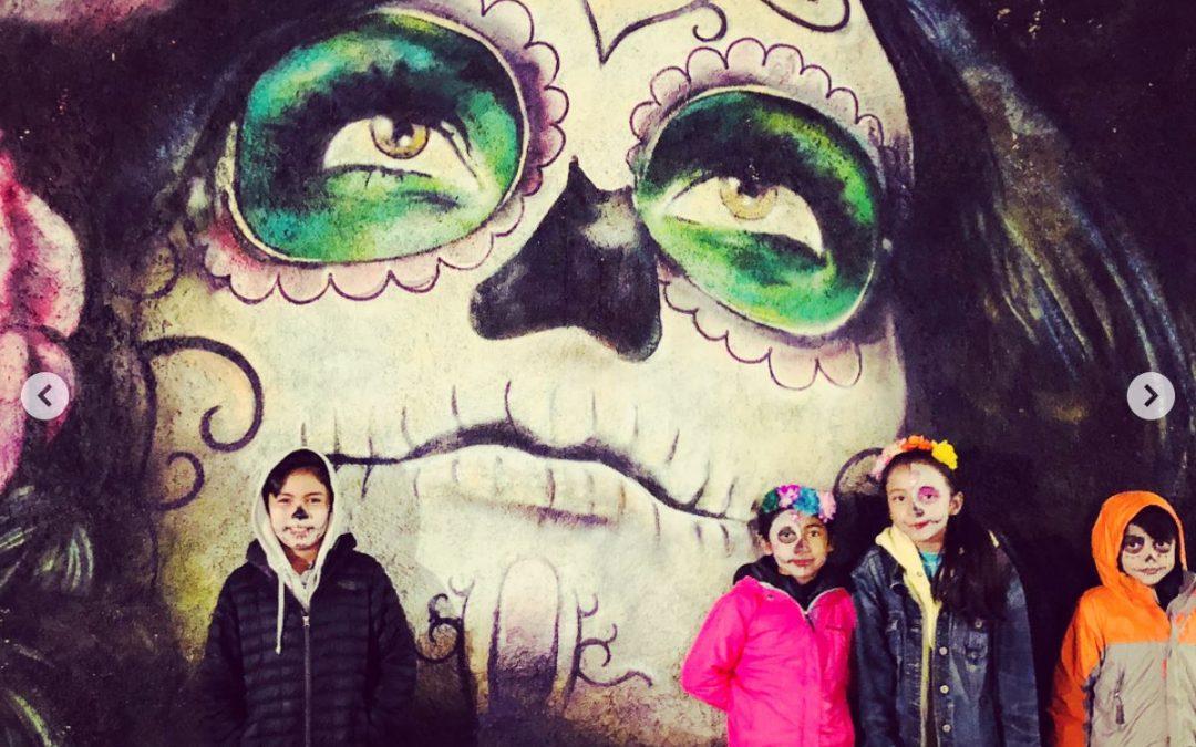Are you ready for Dia de los Muertos? 🔅